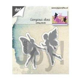 Joy!Crafts Snijstencils - Silhoutte Elven