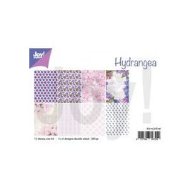 Joy!Crafts Papierset - Design Hydrangea