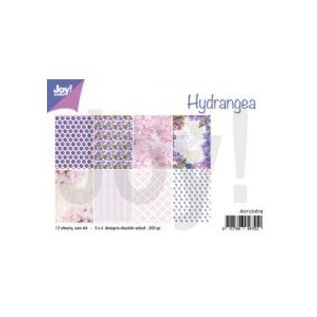Joy!Crafts Papierset - Design Hydrangea