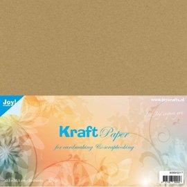Kraft papier 305x305 mm 220 gr.