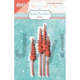 Joy!Crafts Snijstencils - Noor - Sparren