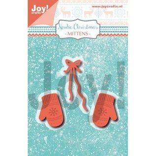 Joy!Crafts Snij-embosstencils - Noor - Wanten