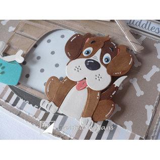 Joy!Crafts Snijstencils - Noor - Mon Ami - Hond Buster