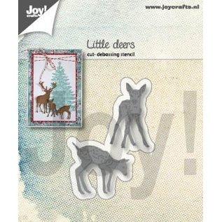 Joy!Crafts Snij-debosstencil - Kleine reetjes