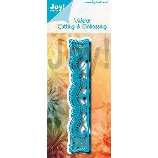 Joy!Crafts Snij-embosstencil - Noor - Border Valerie