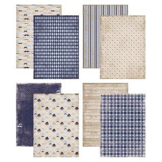 Joy!Crafts Papierset -  Noor - Design - Gentlemen Style