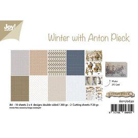 Joy!Crafts Paperset - Design - Winter with Anton Pieck