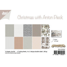 Joy!Crafts Paperset - Design - Christmas with Anton Pieck
