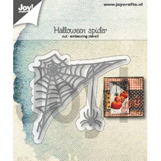 Joy!Crafts Snij-embosstencil - Halloween spin