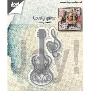 Joy!Crafts Snijstencils - Gitaar-plezier