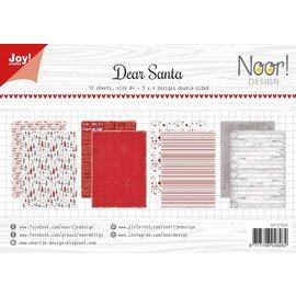 Joy!Crafts Papierset - Noor - Design Dear Santa