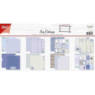 Joy!Crafts Scrap papierset - Noor - Design Ivy Cottage