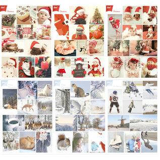 Joy!Crafts Knipvellen Holiday Greetings