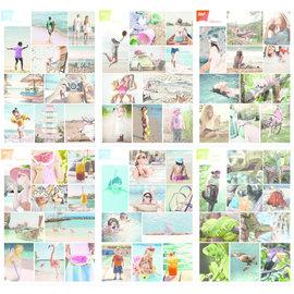 Joy!Crafts Knipvellen Summer greetings