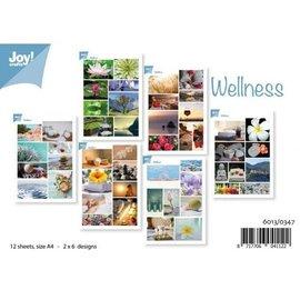 Joy!Crafts Knipvellen - Wellness