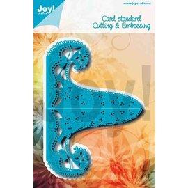 Joy!Crafts Snij-emboss stencils - Noor - kaartenstandaard