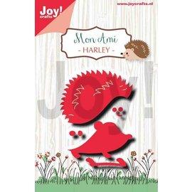 Joy!Crafts Snijstencil - Noor - Mon Ami - Harley