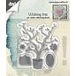 Joy!Crafts Snij-emboss-debosstencil - Wensboom