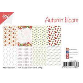 Joy!Crafts Papierset -  Autumn bloom
