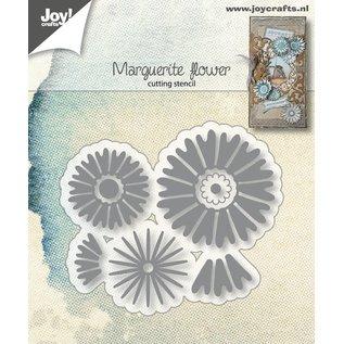 Joy!Crafts Snijstencil - Margriet bloem