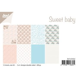 Joy!Crafts Papierset - Design Sweet baby