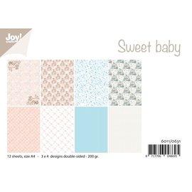 Joy!Crafts Papierset - Design Sweet baby