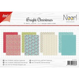 Joy!Crafts Papierset -  Noor - Design Bright Christmas