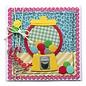 Joy!Crafts Snijstencil - Jocelijne- Gumball Sweets