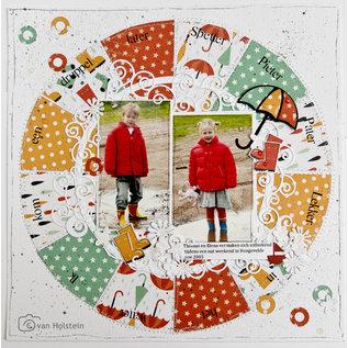 Joy!Crafts Papierset -  Rainy Days