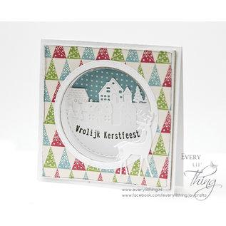 Joy!Crafts Papierset -  Noor - Design Bright Christmas