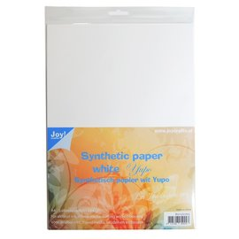 Joy!Crafts Synthetisch papier - A4 - yupo