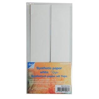 Synthetisch papier - 225x47 mm - yupo
