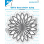 Joy!Crafts Snijstencil - Bille's  Deco- Circles Daisy