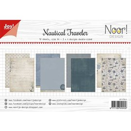 Joy!Crafts Papierset - Noor -  Design Nautical Traveler