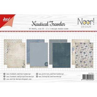 Joy!Crafts Papierset - Noor -  Design Nautical Traveler