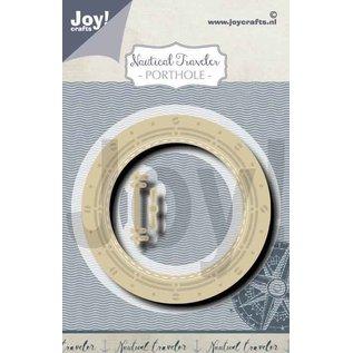 Joy!Crafts Snij-embosstencil - Patrijspoort