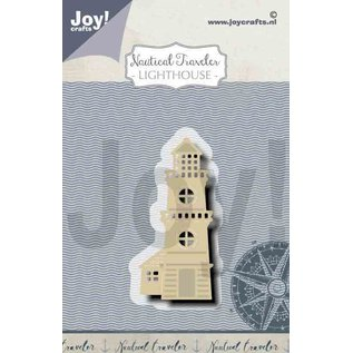 Joy!Crafts Snij-embosstencil - Lighthouse (Vuurtoren)