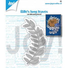 Joy!Crafts Snij-debosstencil - Bille's bladeren lang