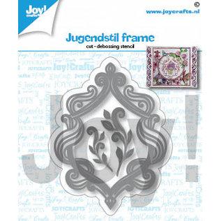 Joy!Crafts Snij-debosstencil - Jugendstil frame