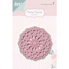 Joy!Crafts Snij-embosstencil - Noor - Tea Party Doily