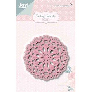 Joy!Crafts Snij-embosstencil - Noor - Tea Party Doily
