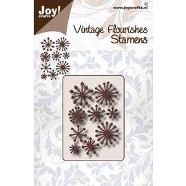 Joy!Crafts Snijstencil - Noor- VF - Meeldraden