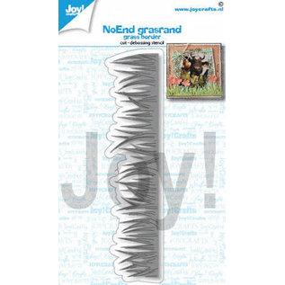 Joy!Crafts Snij-debosstencil - NoEnd grasborder