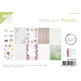 Joy!Crafts Papierset - Design - Lente met Michelle