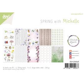 Joy!Crafts Papierset - Design - Lente met Michelle