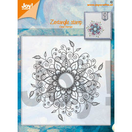 Joy!Crafts Clearstempel - Gerti - zentangle