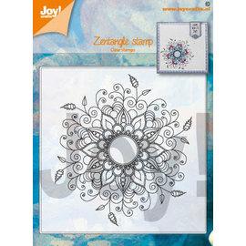 Joy!Crafts Clearstempel - Gerti - zentangle