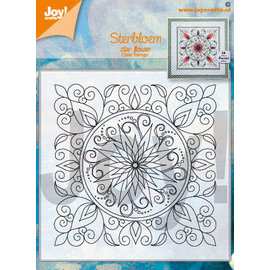 Joy!Crafts Clearstempel - Sterbloem