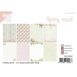 Joy!Crafts Papierset - Design - Spring mood