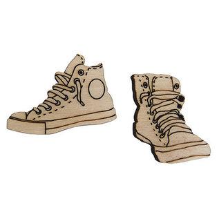 Joy!Crafts Woodsters - Sneakers